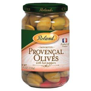Roland Provencal Olive w/Hot Pp  (71482)