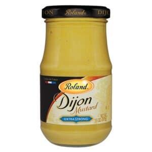 Roland (Extra) Strong Dijon Mustard  (70278)