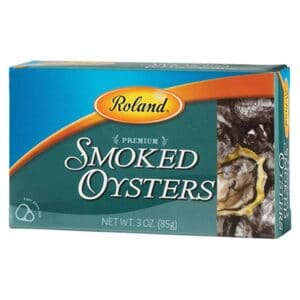 Roland (Cherry Wood) Smoked Oyster (24520)
