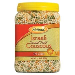 Roland Israeli Couscous Tri-Color