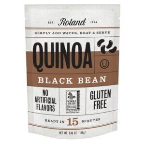 Roland Black Bean Quinoa