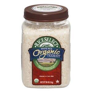 Rice Select Organic Texamati White Rice