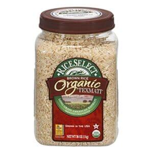 Rice Select Organic Texamati Brown Rice