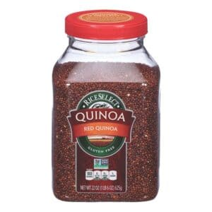 Rice Select Quinoa Red