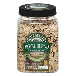 Rice Select Royal Blend Whole Grain with Wild Rice