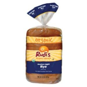Rudis Jewish Light Rye