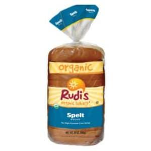 Rudis Spelt Bread Sliced
