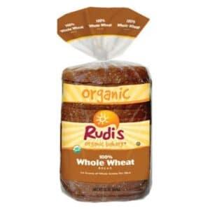 Rudis 100% Whole Wheat