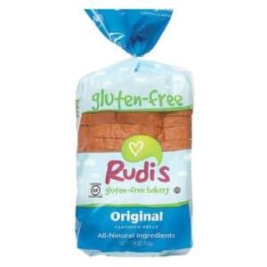 Rudis Gluten-Free Original