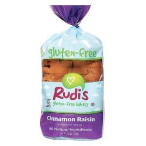 Rudis Gluten-Free Cinnamon Raisin