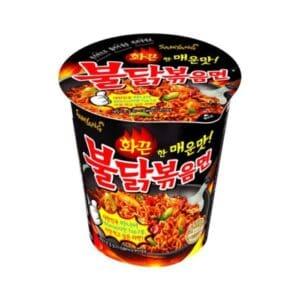 SamYang Ramen Hot Chicken Cup (6/2.29oz)