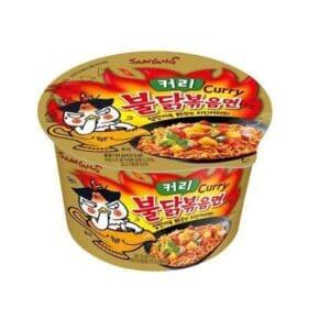SamYang Big Bowl HOT Chicken Curry (16/105g)
