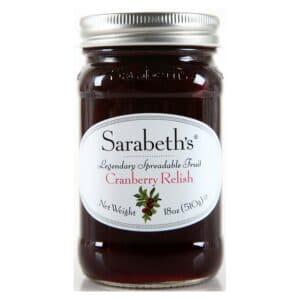 Sarabeth's Cranberry Relish Spread