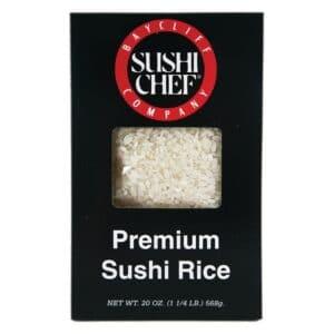 S-Chef Short Grain Rice [Sushi Rice]