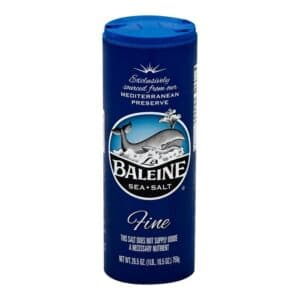 La Baleine Sea Salt (Fine) (Blue)