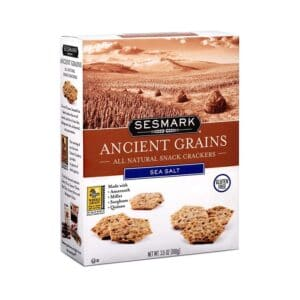 Sesmark Ancient Grains - Sea Salt
