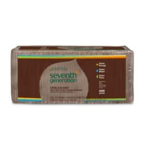 Seventh Generation Natural Lunch Napkins- 500 sheets, 1 ply