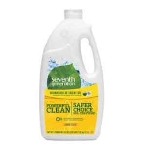 Seventh Generation Auto Dish Gel - Lemon