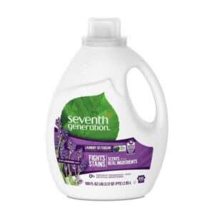 Seventh Generation Laundry Detergent - Blue Eucalyptus & Lavender (100 oz)