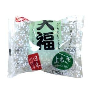 Shirakiku Mame Daifuku Yomogi (Green)