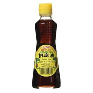 Shirakiku Sesame Oil (12/12.5oz)