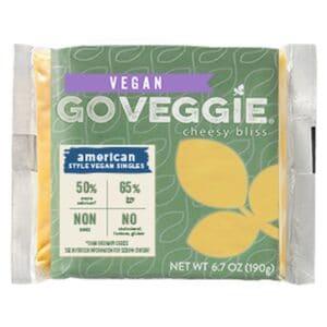 Veggie Yellow American(12slices) (12 pc)