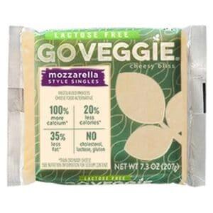 Veggie Mozzarella (12 slices) (12 pc)