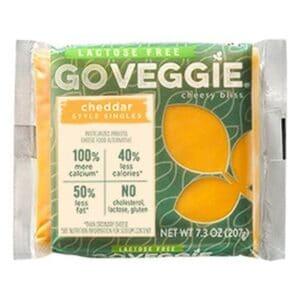 Veggie Cheddar (12 slices) (12 pc)