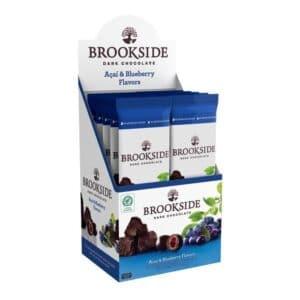 Brookside(Super Fruit) Grab & Go Dark Chocolate Acai Blueberry (10/2oz)