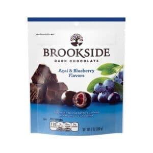 Brookside(Super Fruit) Dark Chocolate Acai with Blueberry