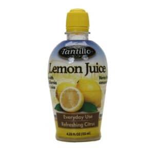 Tantillo Lemon Juice (24/4.23 oz)