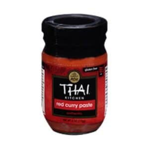 Thai K. Red Curry Paste