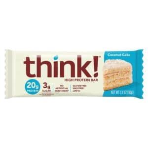 Think Thin Coconut Cake