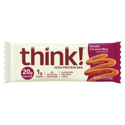 Think Thin Double Caramel Bliss