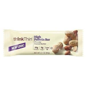 Think Thin Chunky Peanut Butter