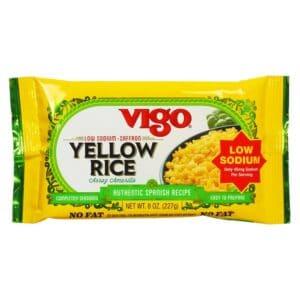 Vigo Yellow Rice  Low Sodium (8 oz)