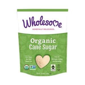 Wholesome Sweeteners Organic Sugar