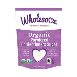 Wholesome Sweeteners Organic Powdered Sugar