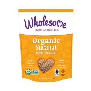 Wholesome Sweeteners Organic Sucanat