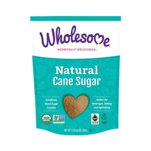 Wholesome Sweeteners Natural Cane Sugar