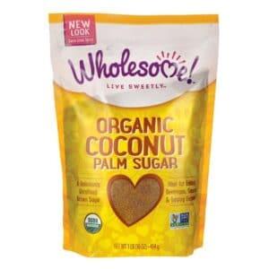 Wholesome Sweeteners Organic Coconut Palm Sugar