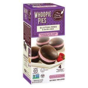 Whoopie Pies Gluten Free Cake Chocolate & Raspberry
