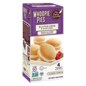 Whoopie Pies Gluten Free Cake Vanilla & Vanilla