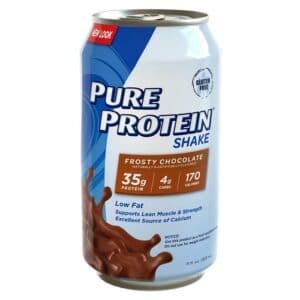 WWS Pure Protein Ultra Shake Choco (