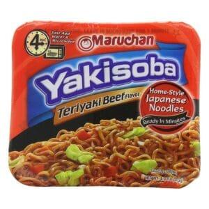 Maruchan  Yakisoba