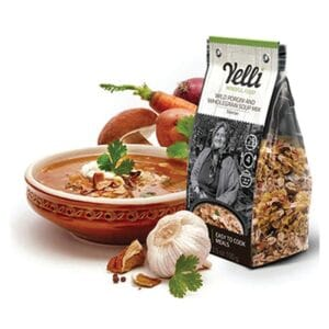 Yelli Wild Porcini & Whokegrain Soup Mix