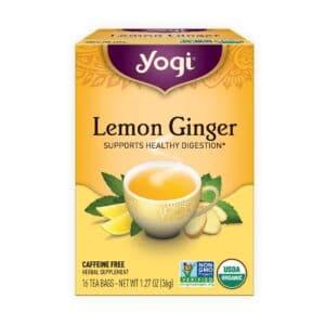 Yogi Tea Lemon Ginger
