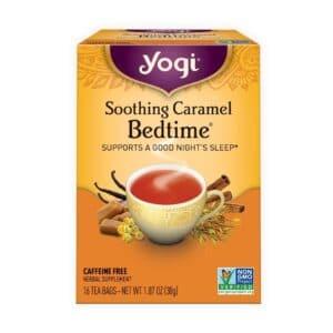 Yogi Tea Soothing Caramel Bedtime