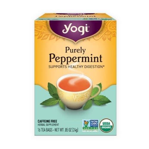 Yogi Tea Purely Peppermint