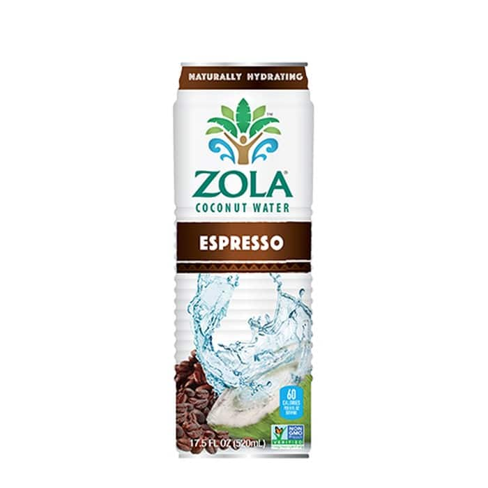 Zola Coconut Water - Espresso [Small]